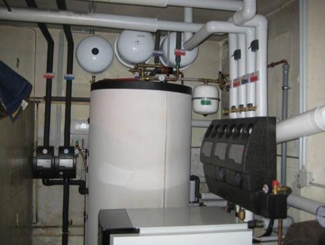 Источники водоснабжения в доме